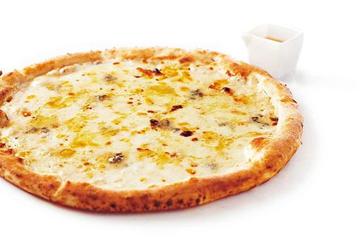 【Pizza Salvatore cuomo】4種のチーズ