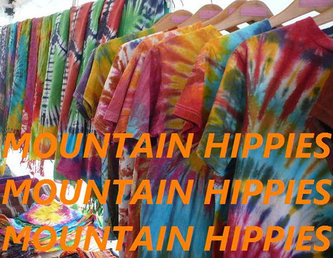 MOUNTAIN HIPPIES