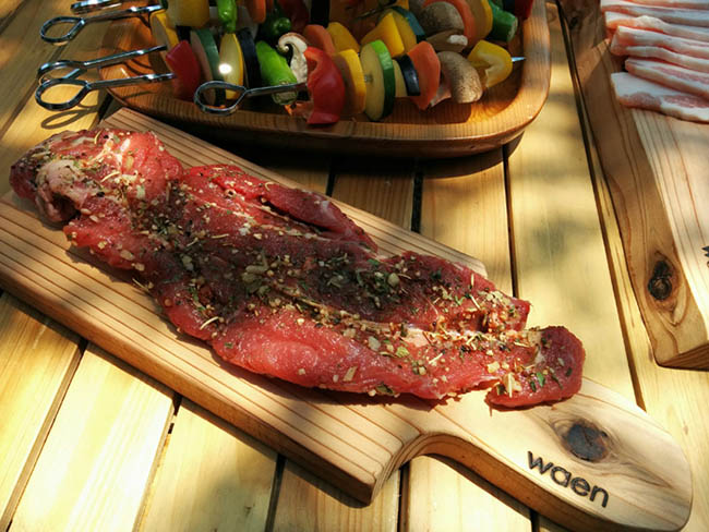 waen -Cutting Board-