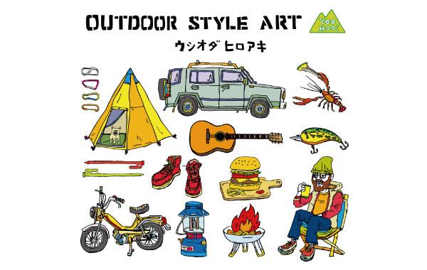 OUTDOOR STYLE  ART  YOOHOO!